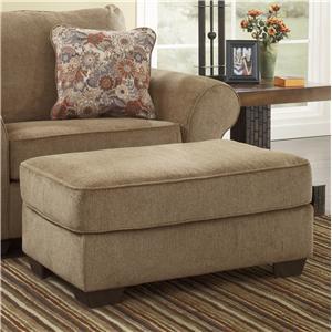 Ashley Furniture Galand - Umber Ottoman