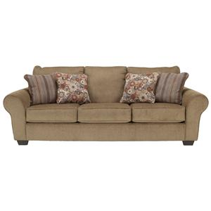 Ashley Furniture Galand - Umber Queen Sofa Sleeper