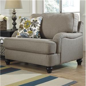Ashley Furniture Hariston - Shitake Chair and a Half