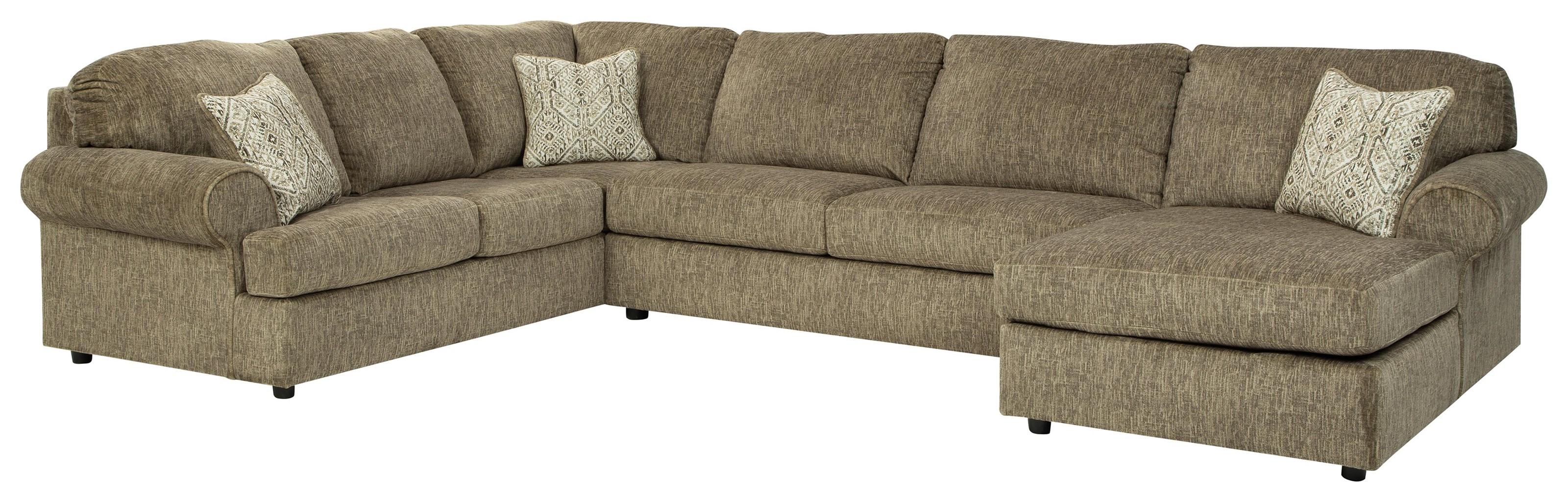 Hoylake 3 PIECE LAF SECTIONAL by Ashley Furniture at Johnny Janosik