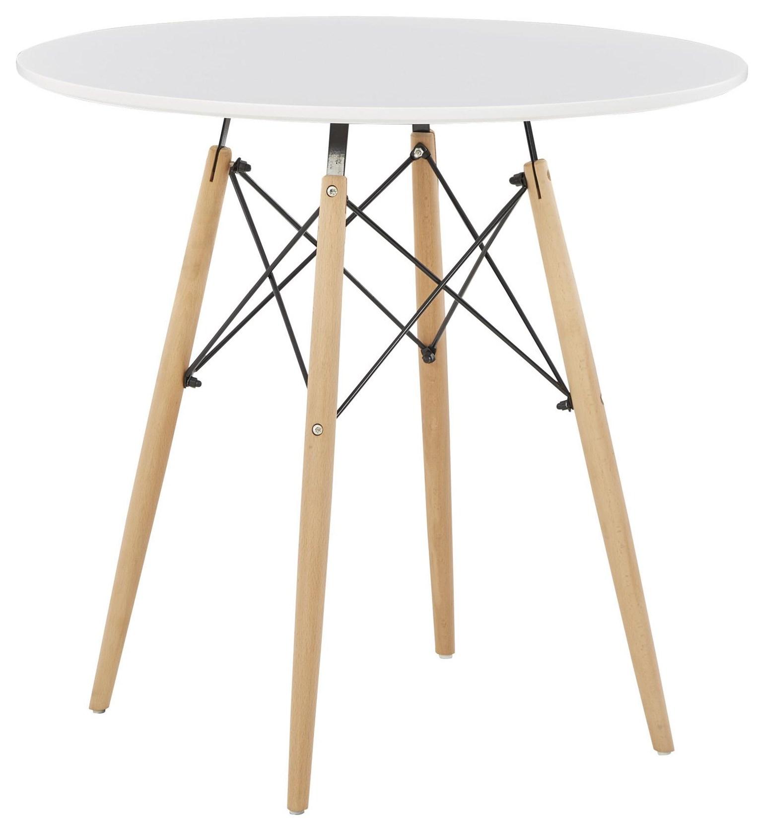 Jaspeni Round Dining Table by Signature Design by Ashley at Sam Levitz Furniture