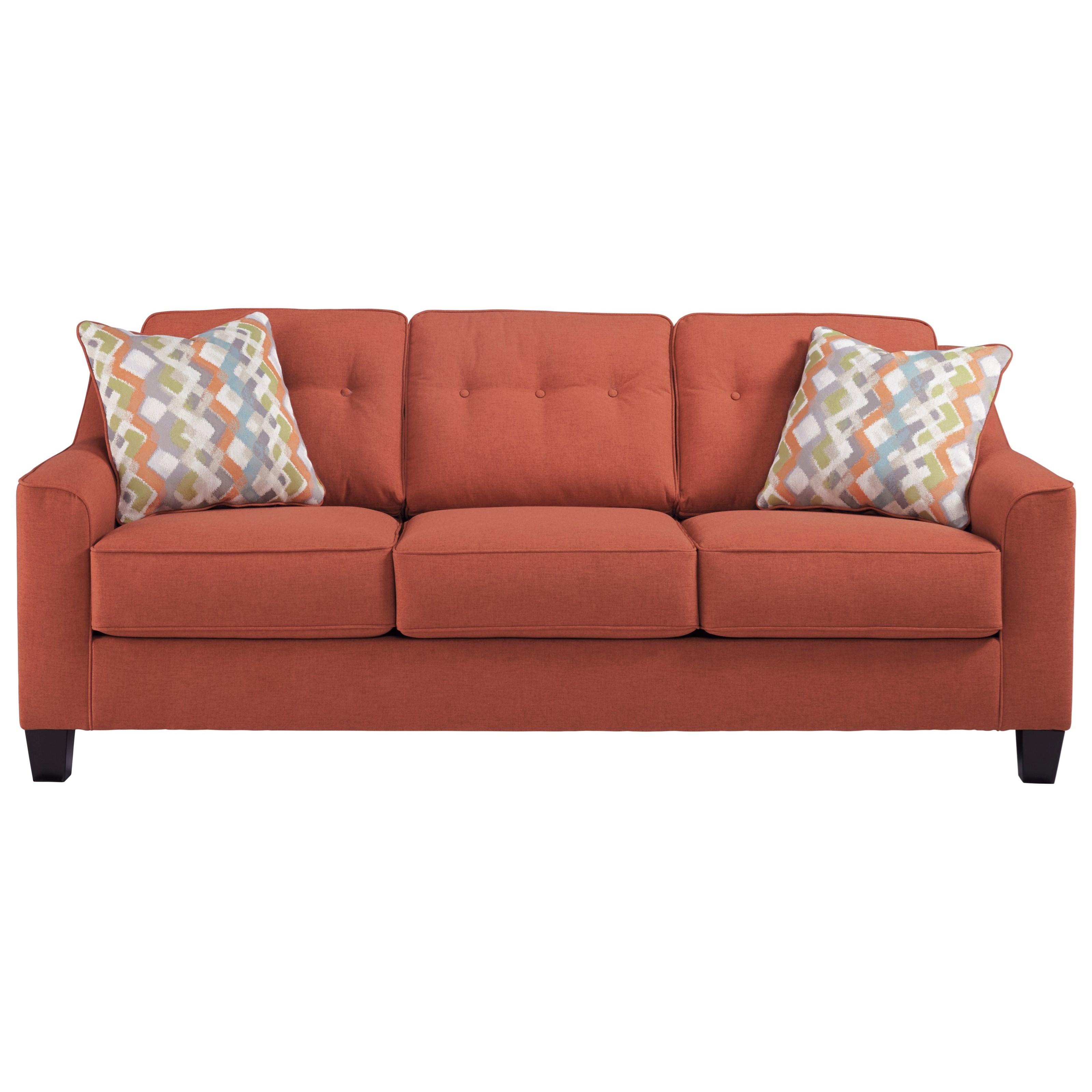 Menga Sofa by Ashley Furniture at Lapeer Furniture & Mattress Center