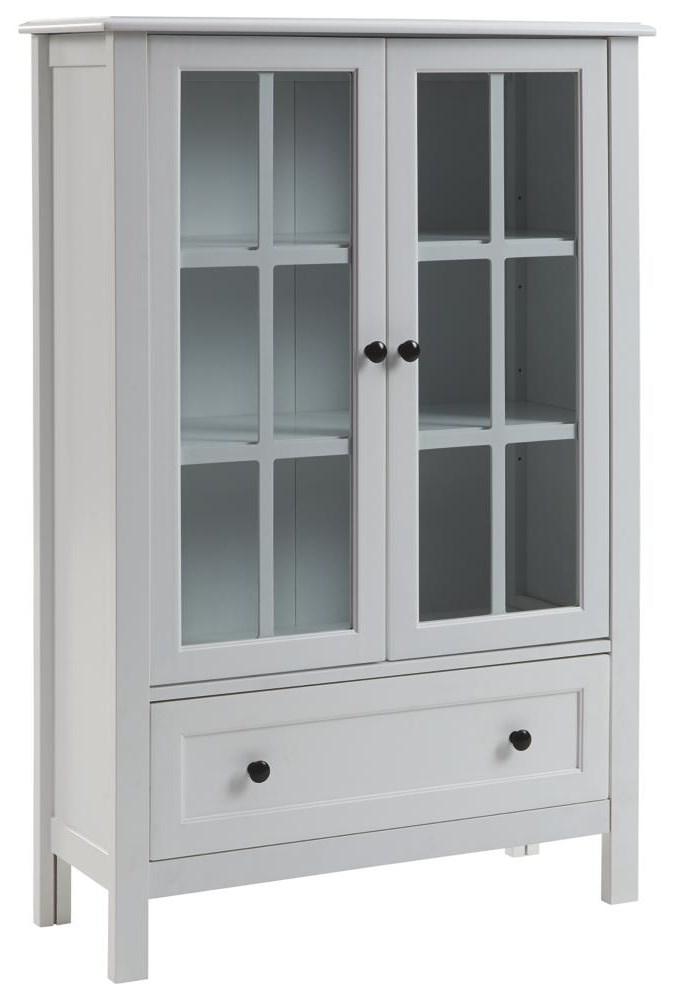 Miranda Accent Cabinet by Signature Design by Ashley at Sam Levitz Furniture