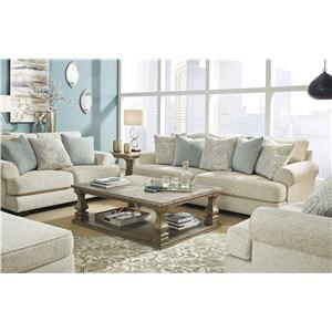 Sandstone Sofa, Loveseat, Chair and Ottoman