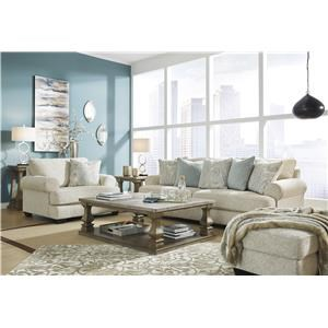 Sanstone Sofa, Chair and Ottoman Set