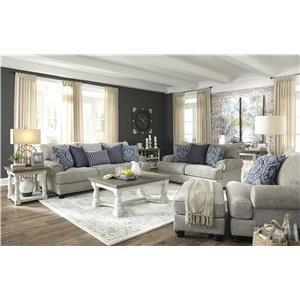 Dusk Sofa, Chair and Ottoman Set
