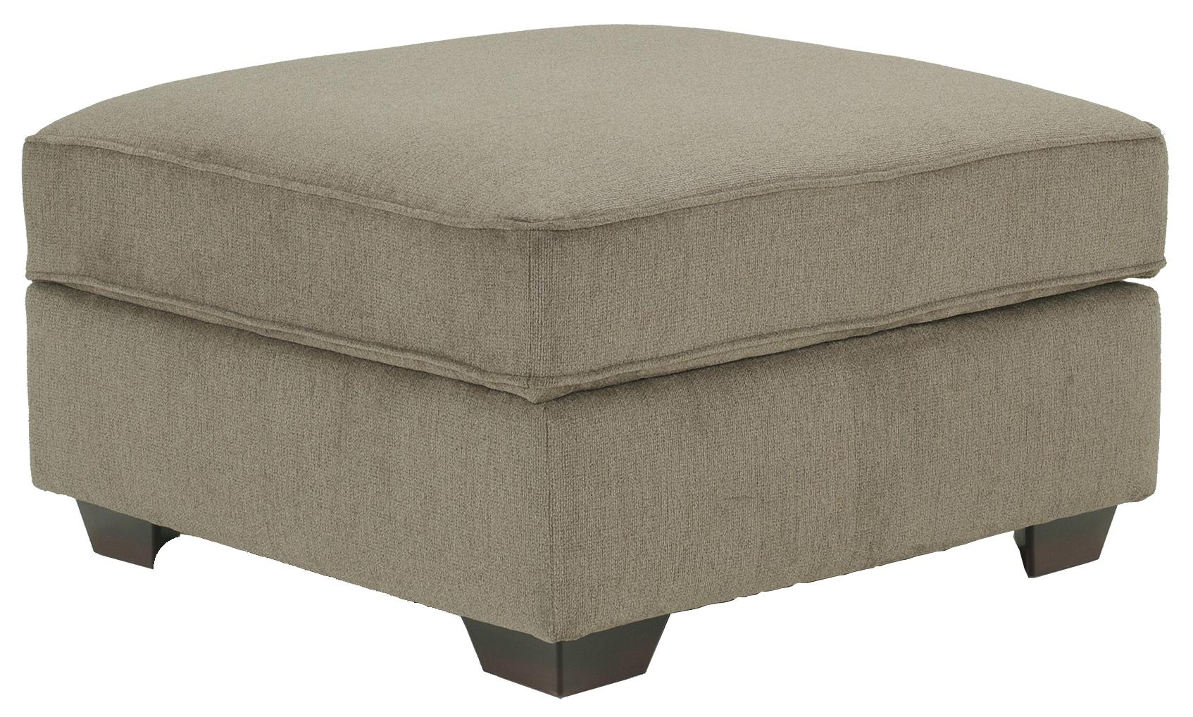 Patola Park - Patina Ottoman With Storage by Ashley Furniture at Lapeer Furniture & Mattress Center