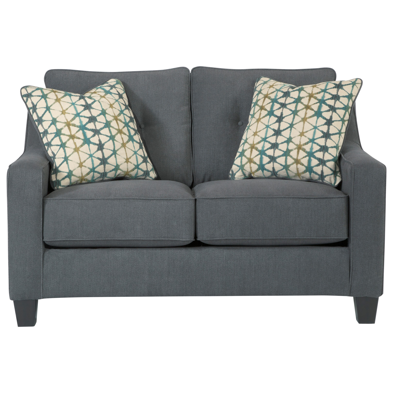 Shayla Loveseat by Ashley Furniture at Lapeer Furniture & Mattress Center