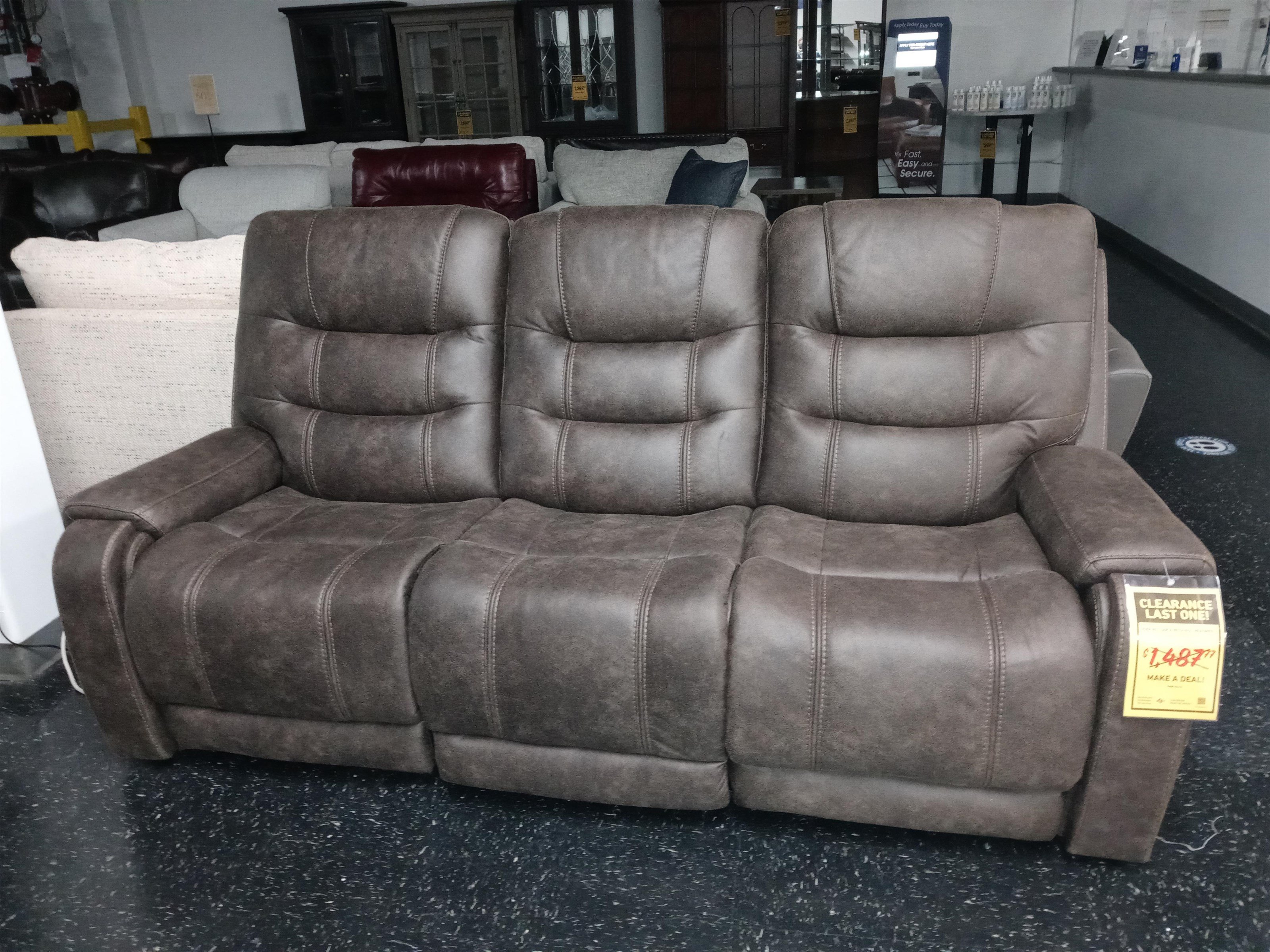 Last One Sofa Last One! Sofa! at Morris Home