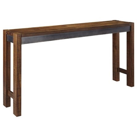 Torjin Long Counter Table by Signature Design by Ashley at Red Knot