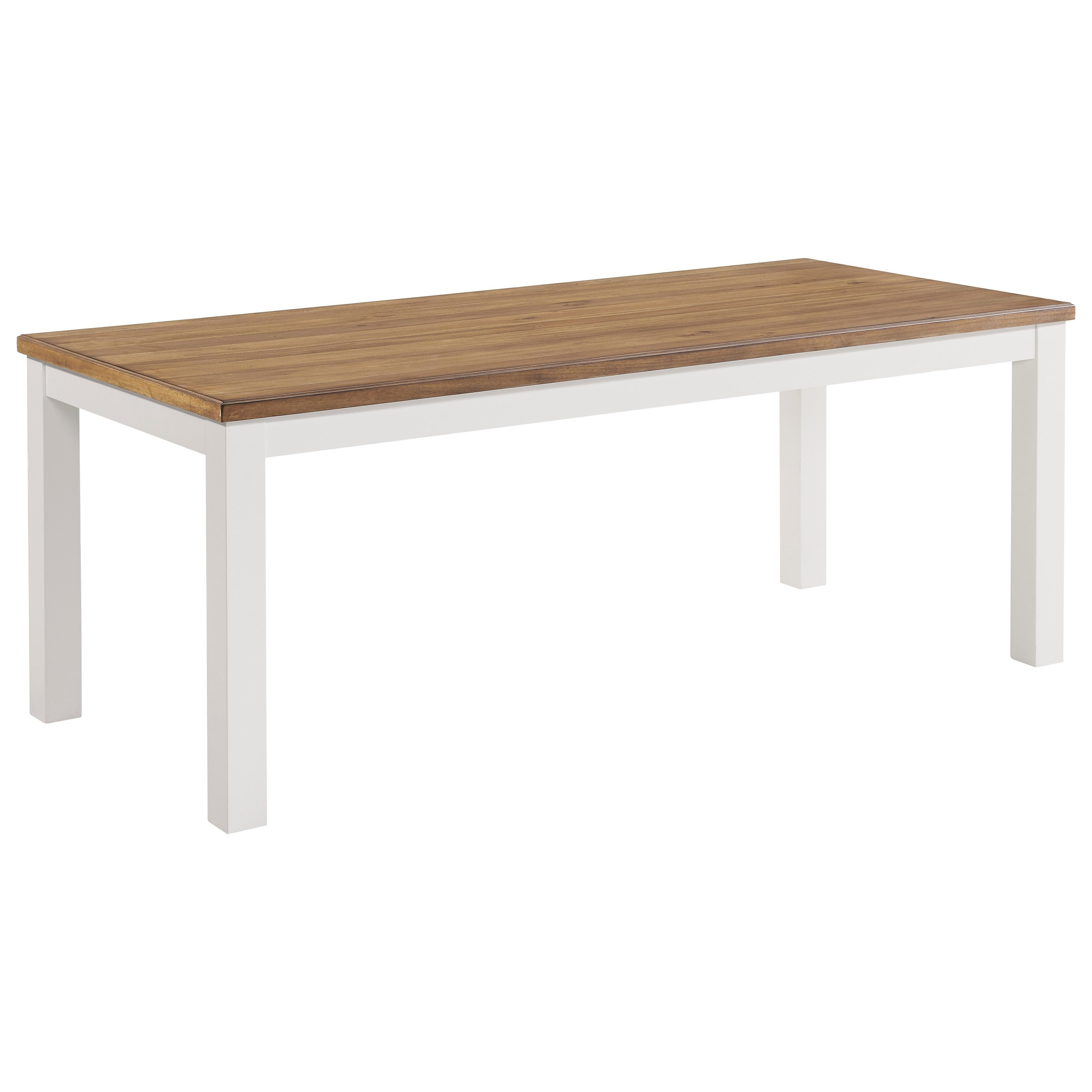 Westconi Dining Table by Ashley Furniture at Red Knot