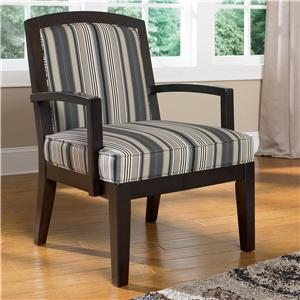 Ashley Furniture Yvette - Steel Showood Accent Chair