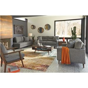 3 Piece Living Room Group