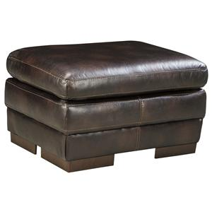 Ashley Furniture Zelladore - Canyon Ottoman