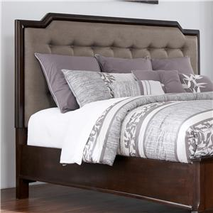 Millennium Larimer Queen Upholstered Headboard