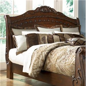Millennium North Shore Queen Sleigh Headboard