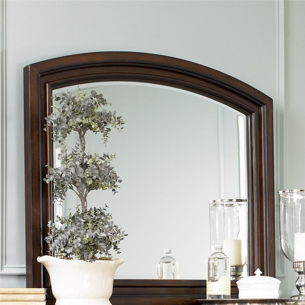 Porter Mirror by Ashley Furniture at Northeast Factory Direct