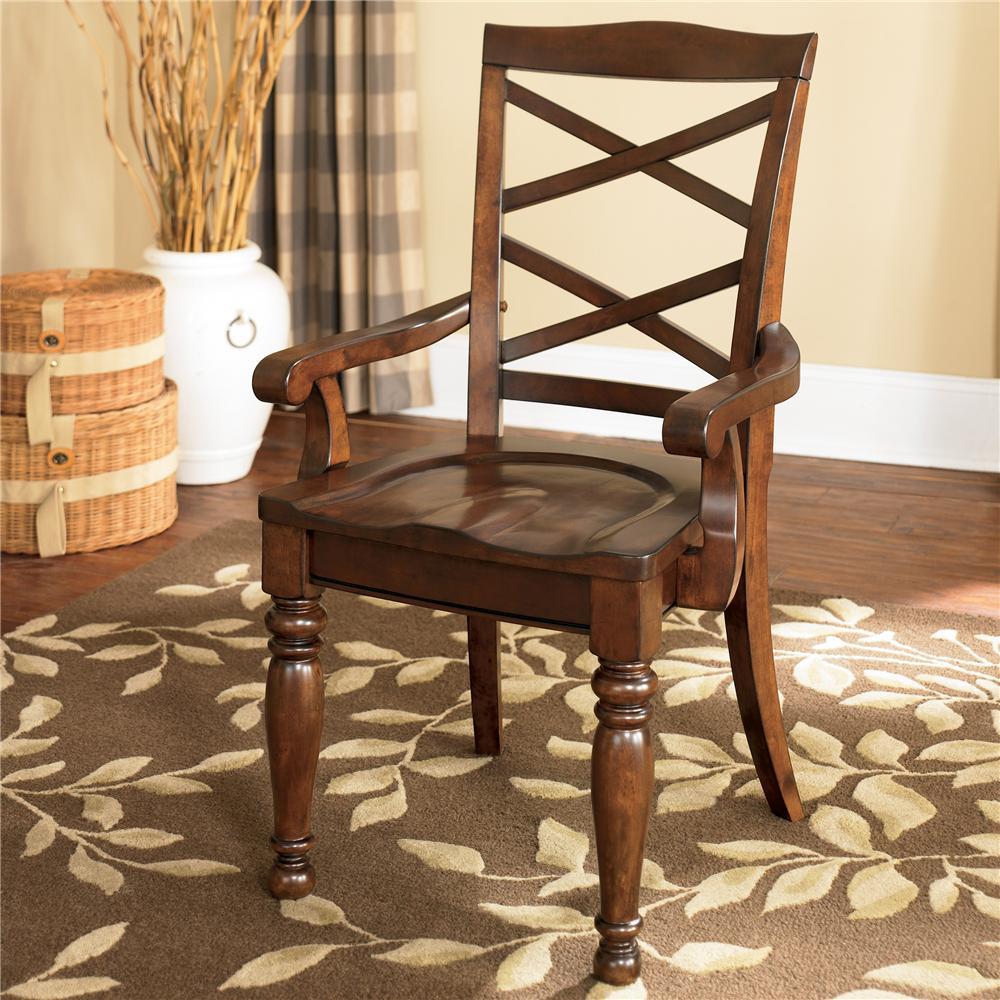 Porter Arm Chair by Ashley Furniture at Sam Levitz Furniture