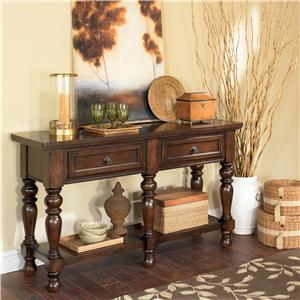Ashley Furniture Porter House Server