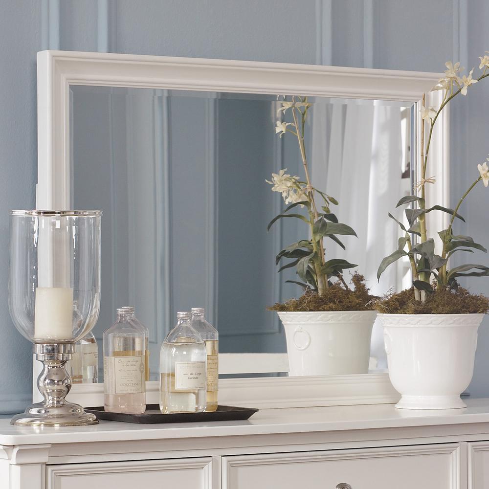 Prentice Dresser Mirror by Millennium at Northeast Factory Direct
