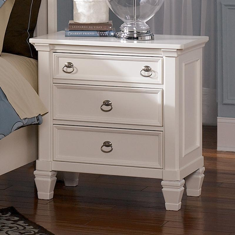 Prentice Nightstand by Millennium at Beck's Furniture