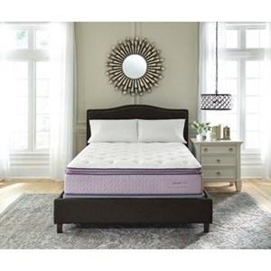 Ashley Sleep Lilac Anniversary Pillow Top Queen Pillow Top Mattress