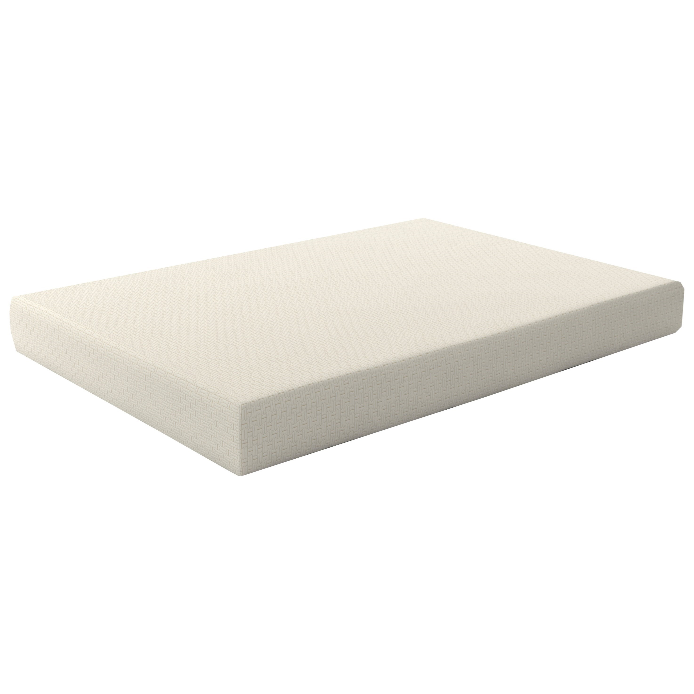 "M726 Chime 8 Full 8"" Memory Foam Mattress by Sierra Sleep at EFO Furniture Outlet"