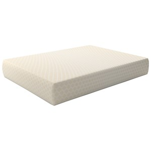 "Full 12"" Memory Foam Mattress-in-a-Box"