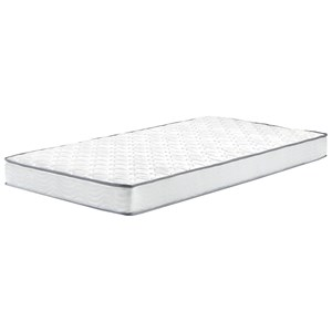 "King 8"" Firm Innerspring Mattress"