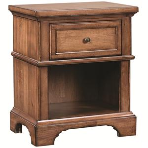 Aspenhome Alder Creek 1 Drawer Nightstand