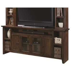 "84"" Entertainment Console with 4 Doors"