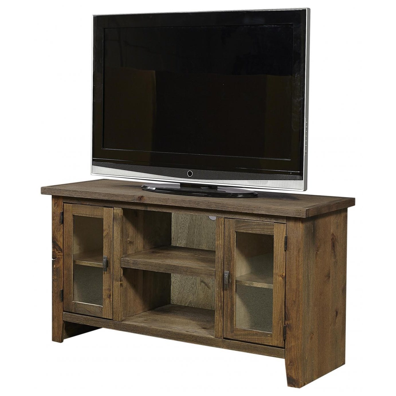 "Alder Grove 50"" Console with Doors by Birch Home at Sprintz Furniture"