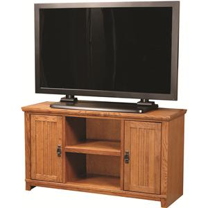 "Aspenhome Arts & Crafts 51"" Console"