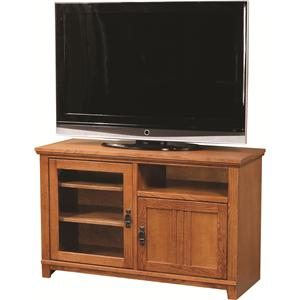 "Aspenhome Arts & Crafts 45"" Console"
