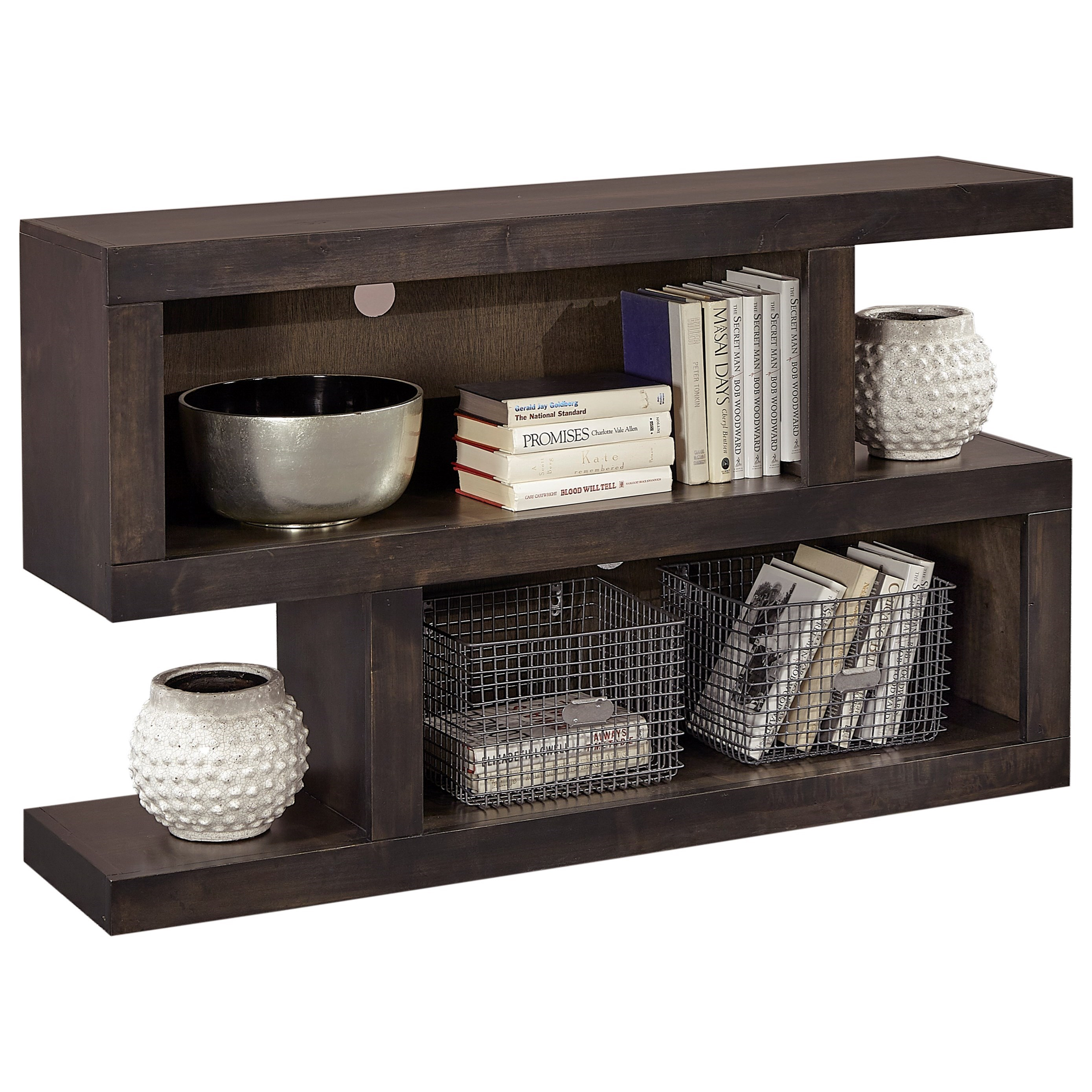 Avery Loft Sofa Table by Aspenhome at Stoney Creek Furniture