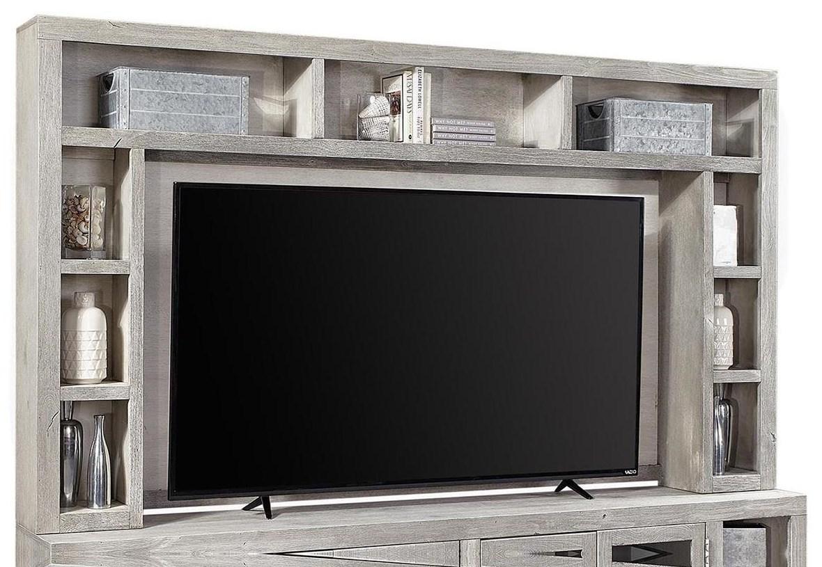 "Avery Loft 97"" TV Console Hutch by Aspenhome at Darvin Furniture"