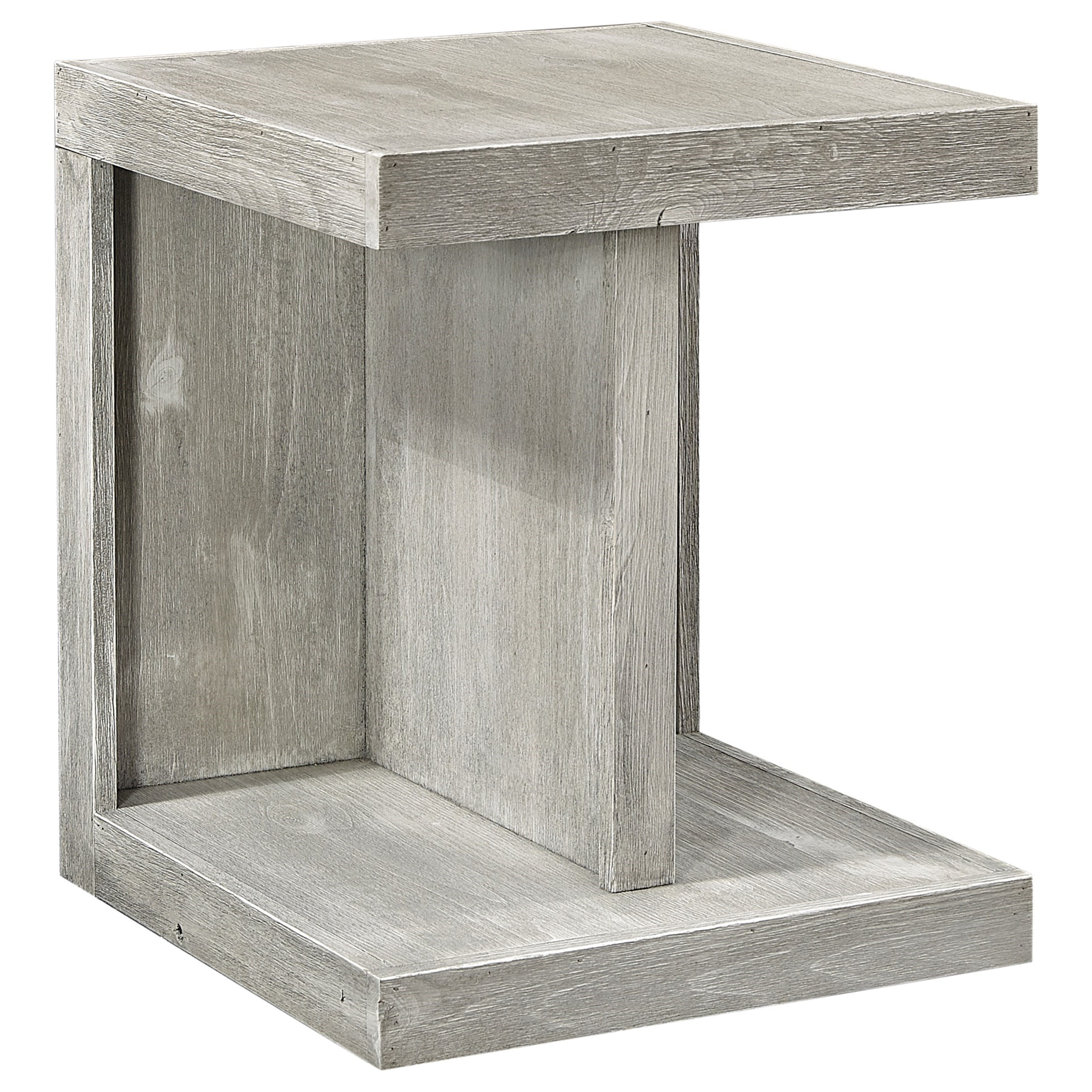 Avery Loft End Table by Aspenhome at HomeWorld Furniture