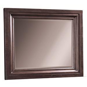 Beveled Dressing Chest Mirror