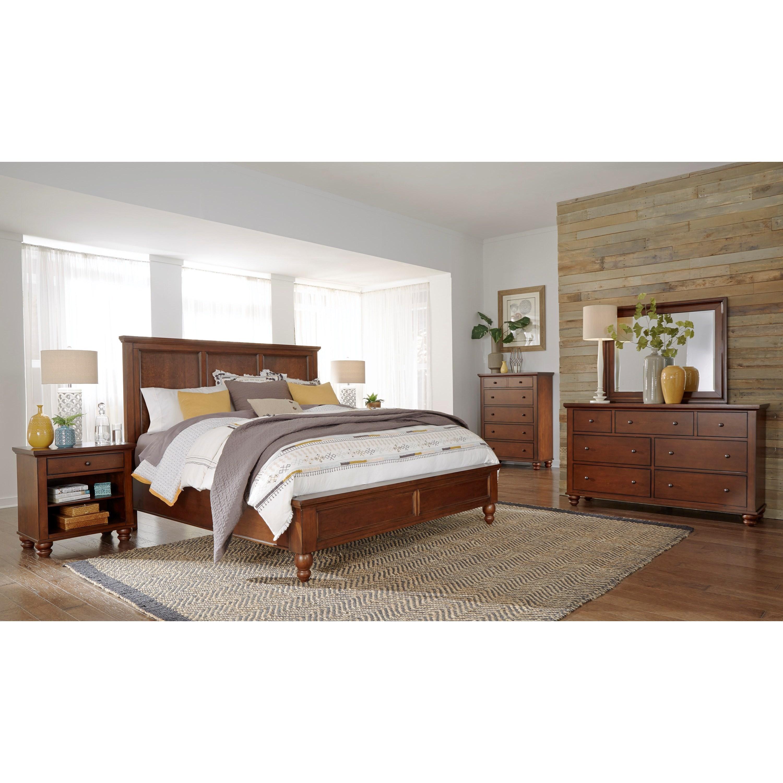 Cambridge Queen Bedroom Group by Aspenhome at Stoney Creek Furniture