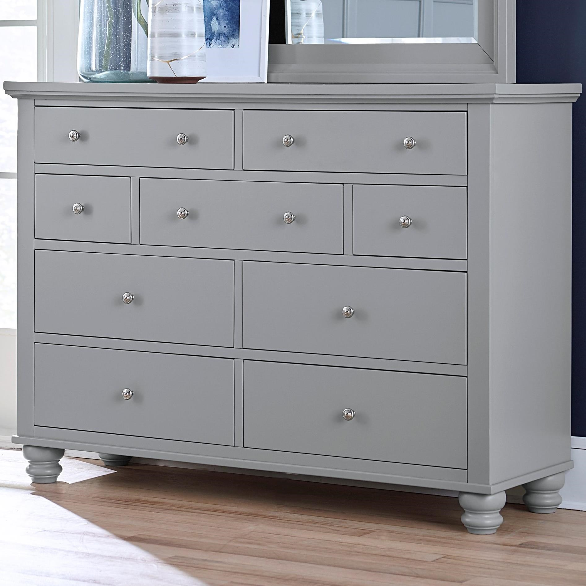 Cambridge Chesser by Aspenhome at Walker's Furniture