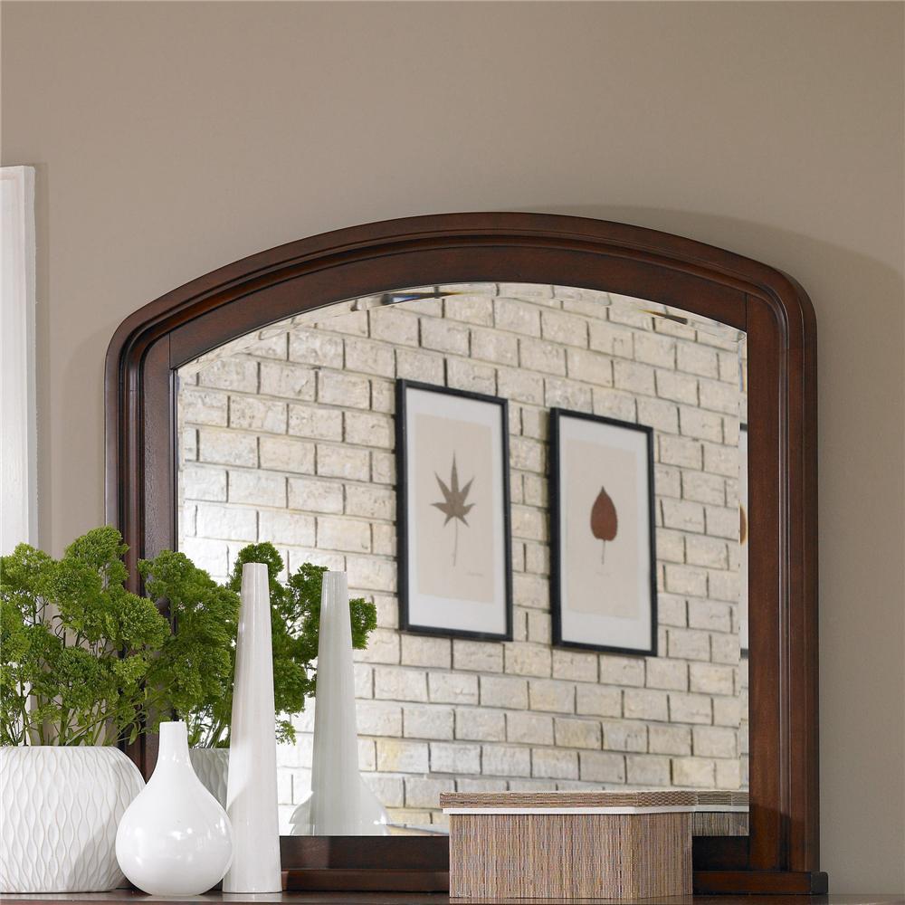 Cambridge Double Dresser Mirror by Aspenhome at Darvin Furniture