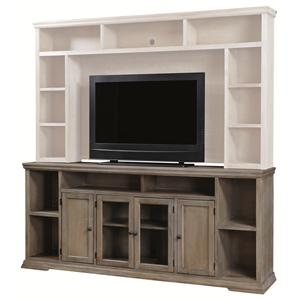 Aspenhome Canyon Creek 84-Inch TV Console