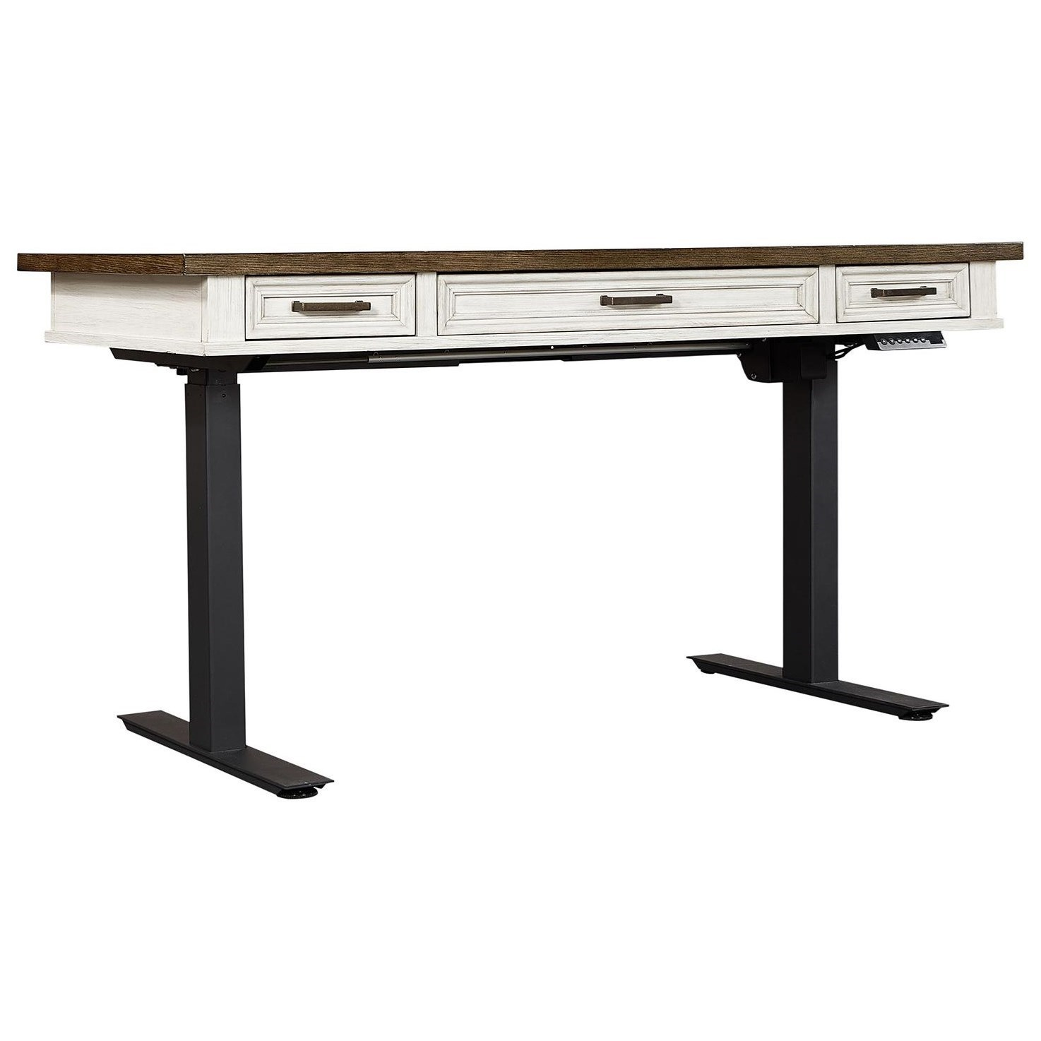 Caraway Lift Top Desk by Aspenhome at Stoney Creek Furniture