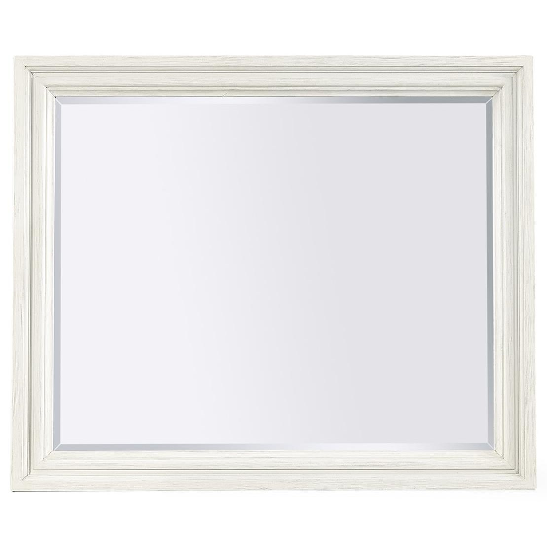 Caraway Mirror  by Aspenhome at Gill Brothers Furniture