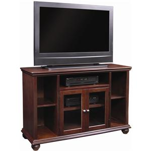 Aspenhome Casual Traditional 51-Inch Highboy Console