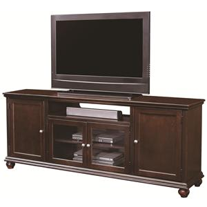 "Aspenhome Casual Traditional 76"" Console"