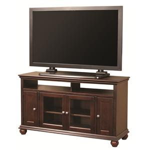 "Aspenhome Casual Traditional 52"" Console"