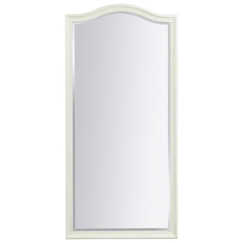 Charlotte  Floor Mirror by Aspenhome at Stoney Creek Furniture