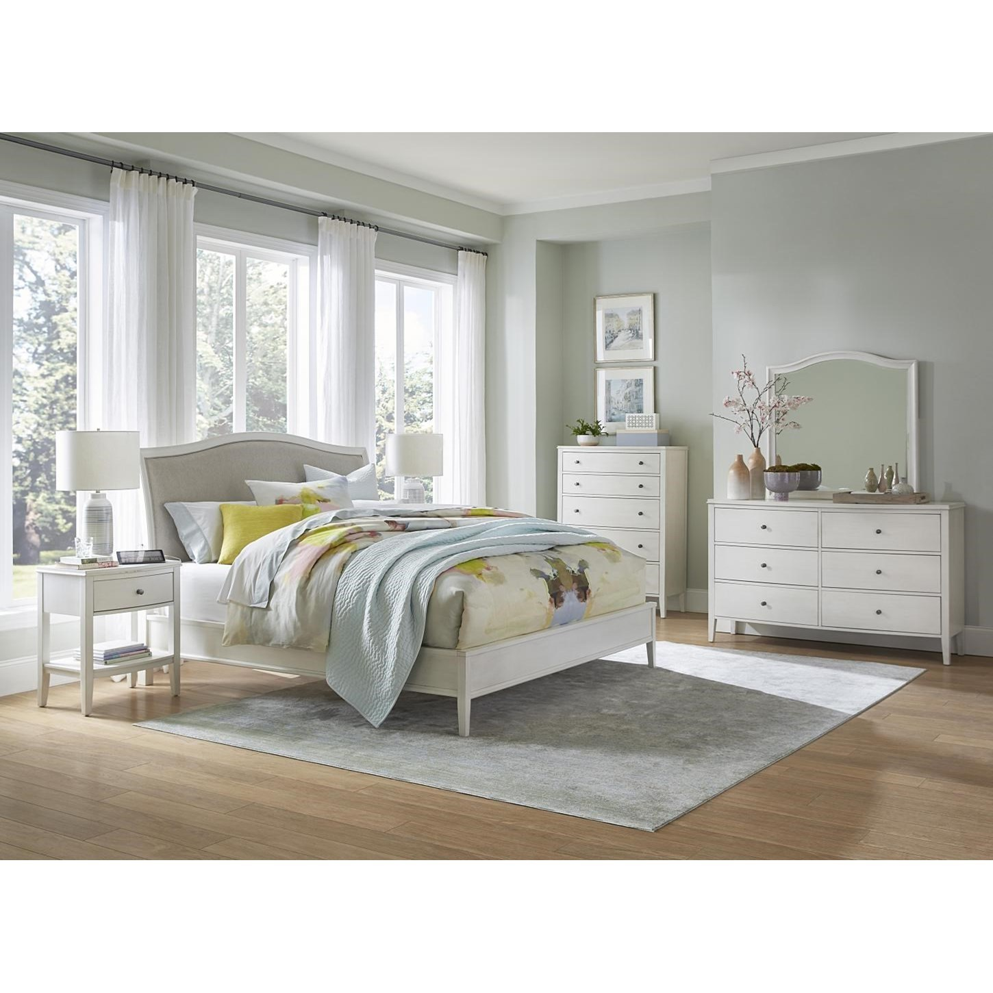 Charlotte  King Bedroom Group  by Aspenhome at Stoney Creek Furniture