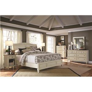 Aspenhome Cottonwood King Bedroom Group